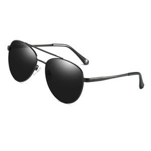 1pcs brand designer polarized sunglasses men and women polarized sunglasses metal frame driving sunglasses UV400 protection free shipping