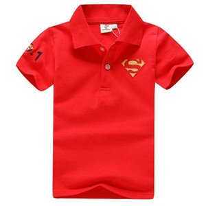 Wholesale children's lapel T-shirts in 2020, baby cotton casual children's clothing and jackets free shipping A