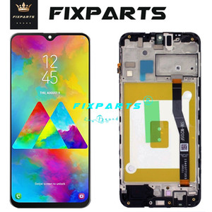 ORIGINAL 6.3'' LCD for SAMSUNG Galaxy M20 2019 Display Touch Screen Digitizer Assembly SM-M205 M205F M205G LCD For SAMSUNG M20