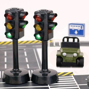 Mini Traffic Signs Light Speed Camera Model With Music Led Education Kids Toy Perfect Gift For Birthdays Holidays rUkRX