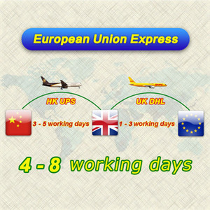 "Extra Cost For ""European Union Express"" We guarantee No any Customs Duty and VAT"