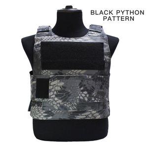 Army Tactical Combat Training Vest caccia regolabile caccia esterna Wargame Paintball di protezione Gilet Airsoft Molle Ves