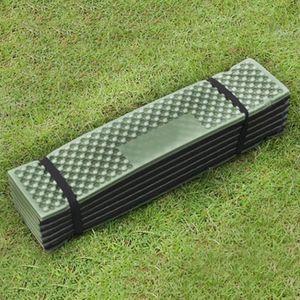 Waterproof Dual Camping Hiking Picnic Portable Cushion Seat Pads For Outdoor Folding Camping Moistureproof Cushion Mattress Pad
