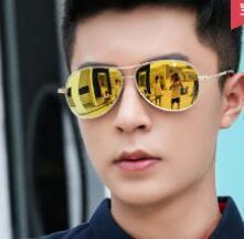 Yeni Aviator Moda 4440 Erkekler ve Kadınlar Güneş gözlüğü UV Koruma Spor Vintage Güneş Retro Gözlük gözlük