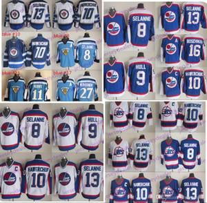 Mens New Winnipeg Jets 29 Patrik Laine Jersey 26 Blake Wheeler Dustin Byfuglien Mark Scheifele Paul Stastny Connor Hellebuyck Expedição rápida