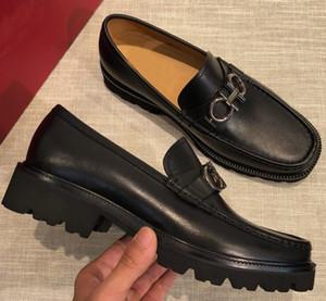Sıcak Erkek Oxfords Sürücü Ofis Casual Boş Ayakkabı Yapımı In Italy Satış-Tops