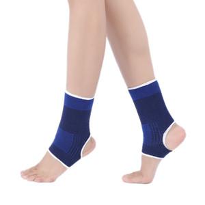 Ayak bileği Desteği Elastik Band Brace Gym Spor Promosyon Tknitting Herapy Ağrı Korumak Sıcak Safir Mavi 0 7jr f1