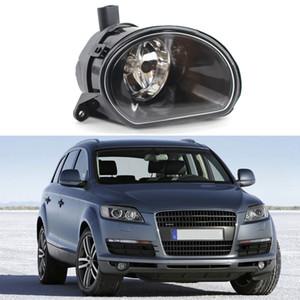 Car Frente halogênio Bumper Fog Luz Fog Lamp Para Q7 2007 2008 2009 Car-styling do amortecedor dianteiro Lâmpada Luz