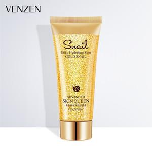 Caracol Limpiador Facial Gel Natural Orgánico Lavado Facial Diario Gel Exfoliante Suave Poro Profundo Cuidado de la Piel Limpiadora 100g
