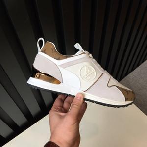 Heiße neue weißen Schuhe Modedesigner Luxurys Sportschuhe Hochzeit klassische Mode Herrenschuh Loafer Größe 35-45
