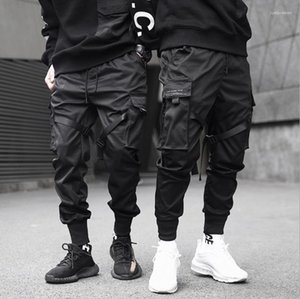 Tactique Tooling Pantalons simple Pantalons Jogger Printemps Eté Pantalons Mode Adolescent Crayon Pantalon fonctionnel pour hommes et