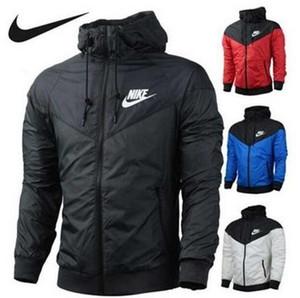 Frete grátis Queda fina Outono Casual Jacket Mens Treino Desportivo Clothe Homens Mulheres camisola do Hoodie Zipper Casacos