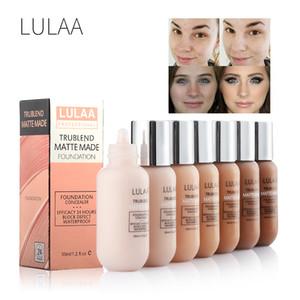 LULAA BB CC Cream Foundation Cream стойкий консилер для лица жидкая воздушная база подушка натуральный макияж корейская косметика
