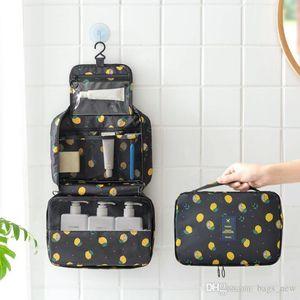 Women Men Cosmetic Makeup Bag Waterproof Multifunction Organizer Travel Beauty Toiletries Beauty Kits Wash Pouch Carry Holder