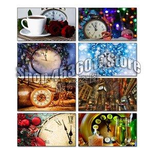 5d Diy Diamond Painting Cross Stitch Diamond Embroidery Clock Poster Mosaic Paintings Full Gifts Handmade Art Wall Stickers