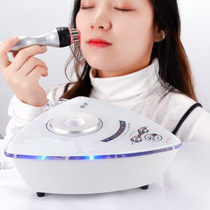 2020 new RF Radio Frequency 2Heads Facial Lifting Machine Body Face Massager Wrinkle Removal Legs Butt Waist Tightening Device Anti Aging