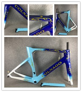 Colnago Concept CLDB Carbon Road Cadre T1000 Full Carbon Fibre Vélo Cadreset Cadre de Vélo Carbon BB386 GLOSSY / MATTE