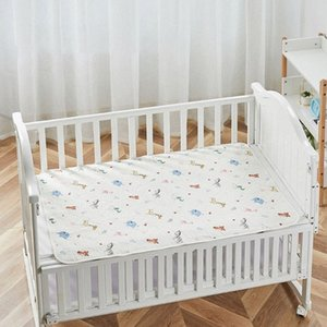 Infant Baby Changing Mat Portable Waterproof Mattress Reusable Changing Diaper Station Newborn Diaper Pad VcbF#