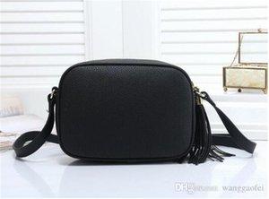 Designer bolsas de alta qualidade da carteira de luxo famosa bolsa das mulheres bolsas sacos Crossbody Soho Bag Disco Shoulder Bag franjada saco da bolsa