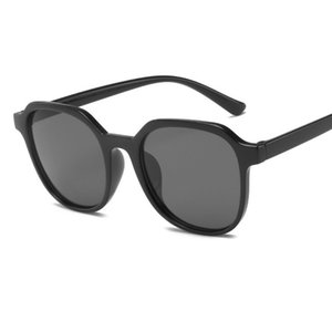 Women Men Anti-UV400 Multi-colors Sun Glasses Retro Fashion Net Red Round Thin Lens Blue Light Blocking Glasses