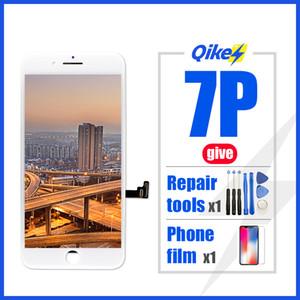 dar herramientas al por menor reparación de la película de fábrica LCD de repuesto para Iphone 7 más Pantalla LCD de pantalla táctil digitalizador Asamblea Para LCD iPhone 7plus