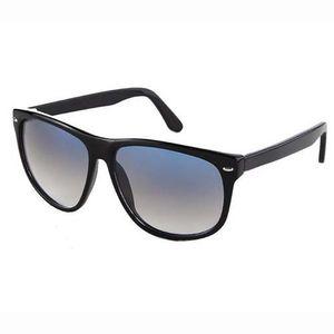 Fashion Square Sonnenbrille Gradient Männer Frauen Brillen Marken-Designer-Sonnenbrillen Straße 4147 Schildkröte mit Fall Online
