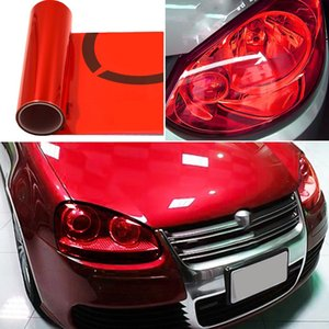 30*100cm For Cars Headlight Taillight Tint Sticker window tinting for car Fog Light Rear Lamp Viny Stickers