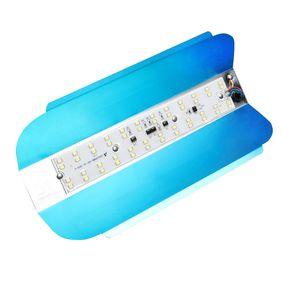 El yodo luz LED de la lámpara de tungsteno Floolight 50W LED de luz de inundación de 110V Faro de la lámpara de calle Refletor diodos LED de iluminación al aire libre Gargen