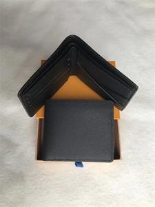 Designer wallet Wholesale Lady Multicolor Coin Purse short Wallet Colourful Card Holder Original Box Women Classic Zipper Pocket card holde