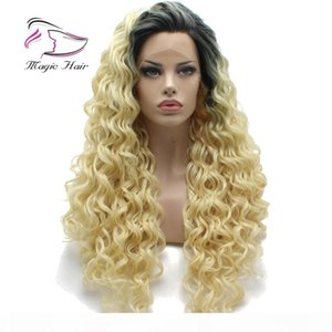 T1B#613 Full Lace Human Wig with Baby Hair Pre Plucked Brazilian Remy Hair Ombre Blonde 150Density Lace frontal Human Hair Wigs