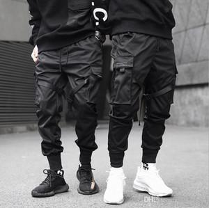 Hommes Pantalons fonctionnels et d'outillage tactique Pantalons simple Jogger Mode Printemps Eté Pantalon Adolescent Crayon Pantalons