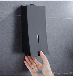 Duvara Montaj Sıvı Sabunluk Şampuan Dispenserleri El Lavabo Banyo Washroom Manuel Şırınga Tabancası
