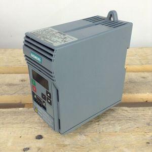 6SE9514-0DA40 Siemens VFD 3AC 1,5kW IP20