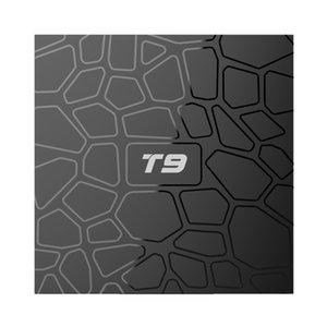 T9 Android 9.0 TV Box Rockchip RK3318 Quad Core 2.4G dual Wifi 5G BT 4K Set Top Box de 2 GB 16 GB