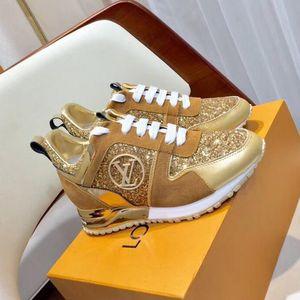 Louis Vuitton LV Neue 2019 Frauen Schuhe Mode Sportschuhe für Femmes mit Original Box Outdoor Schuhe Schuhe Sport Sneakers Digital Exclusive