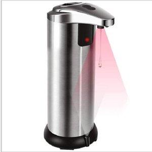 스테인레스 비누 디스펜서 적외선 유도 디스펜서 자동 유도 비누 디스펜서 비누 세척 A2001를 비누