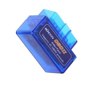 V2.1 Super MINI ELM327 Bluetooth ELM 327 Dernière version 2.1 OBD2 / OBDII pour Scanner de code de voiture de couple Livraison gratuite par la poste