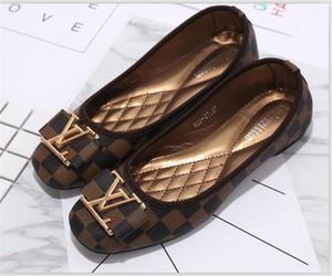 A01 2020 zapatos a estrenar de las mujeres grandes del tamaño 35-42 de los zapatos del diseñador de moda de diapositivas huaraches zapatillas de deporte para jóvenes nadadores y elegante zapato de las señoras pisos 36-42 03