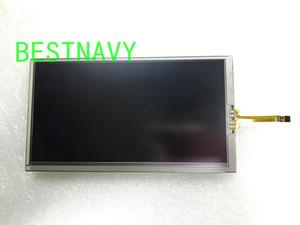 Gerçekten Orijinal yeni L-G 6.1 inç araba LCD ekran LA061WV1 (TD) (01) LA061WV1-TD01 Toyota RAV4 Camry GPS monitör için sadece dokunmatik ekran