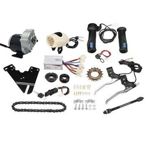 Fırçalı DC Motor Kit MY1016Z3 350W 36V elektrikli bisiklet kiti elektrikli bisiklet dönüşüm kiti elektrik motoru