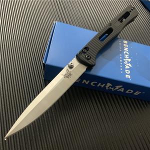سكين OEM BENCHMADE 417 EDC الطي سكين جيب S30V المساعدة بليد التكتيكي السكاكين BM940 BM3300 BM 781 BM42 810 أداة BM555