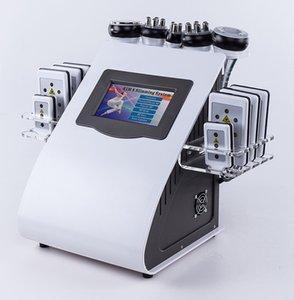 40k Liposuction ultrasonic cavitation vacuum radio frequency body shaping weight loss lipo laser body slimming beauty machine