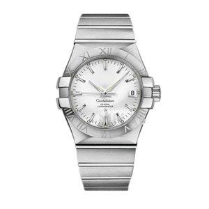 Созвездие 123.10.35.20.02.001 Top Brand Luxury Digital Casual Часы Мужчины Бизнес Женева Часы наручные автоматические механические наручные моды