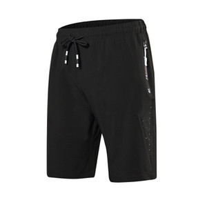 Mens Shorts M-7xl Wearable Large Size Running Fitness Shorts Breathable Moisture Wicking Quick-Drying Short Asian Size