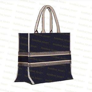 Yüksek Kaliteli Tote Çanta Çanta kadınlar çanta Omuz taşımak Alışveriş Çantası İşlemeli tuval kitap Çanta 1.