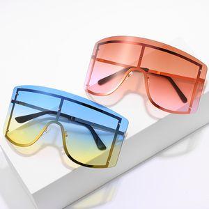 2020 womens designer luxtury big frame sunglasses women UV 400 sunglass goggles bicycle eyewear sun glass occhiali