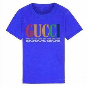 new cotton short-sleeved T-shirt fashion hot stamping shirt T-shirt high quality casual short-sleeved shirt T-shirt A