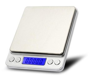 50pcs 500g x 0.01g Digital Pocket Scale Jewelry Weight Electronic Balance Scale g  oz  ct  gn Precision Free Shipping DHL