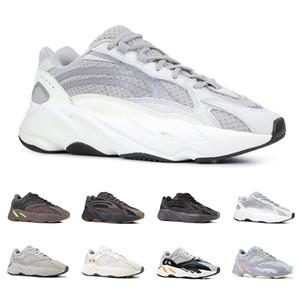 2019 700 Laufschuhe für Männer Frauen VANTA Static SALT Multi Solid Grau Mauve INERTIA ANALOG Herren Sneakers Mode Sportschuhe