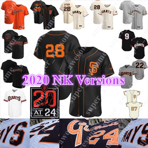 Buster Posey Jersey Brandon Crawford Hunter Pence Mike Yastrzemski Alex Dickerson Evan Longoria Brandon Belt Mauricio Dubon Billy Hamilton